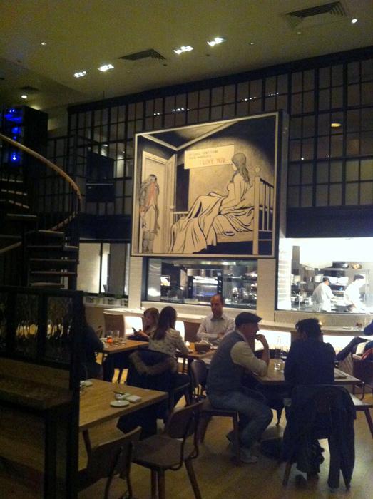 Marcus Pierce Fine Art New York New York Irvington Bar And